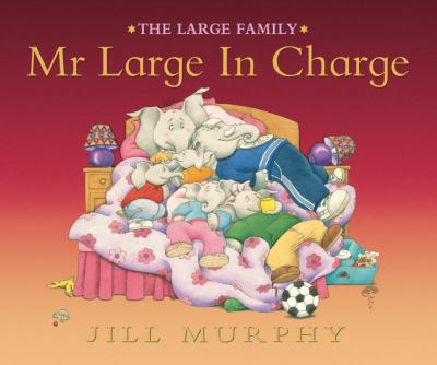 Cover image for Mr. Large in charge