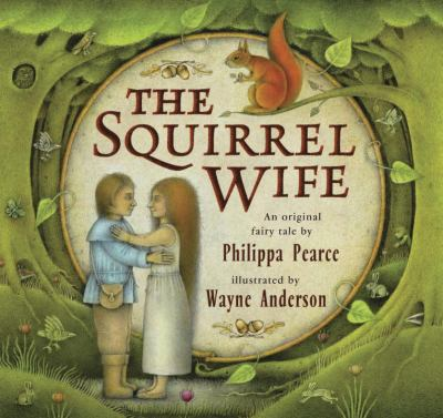 Cover image for The squirrel wife