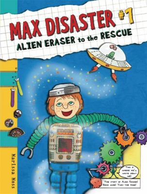 Cover image for Alien Eraser to the rescue