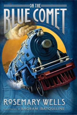 Cover image for On the Blue Comet