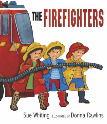 Cover image for The firefighters