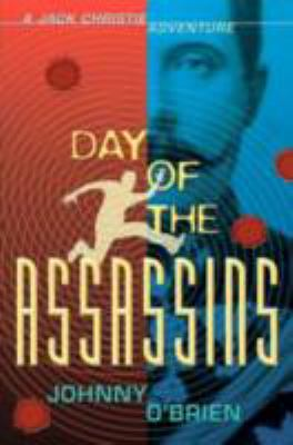 Cover image for Day of the assassins : a Jack Christie novel