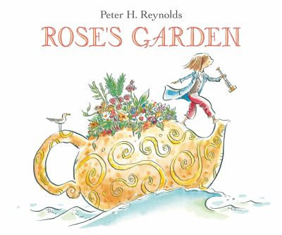 Cover image for Rose's garden