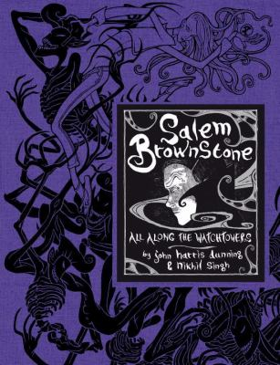 Cover image for Salem Brownstone : all along the watchtowers