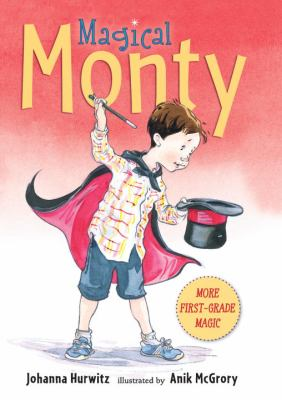 Cover image for Magical Monty