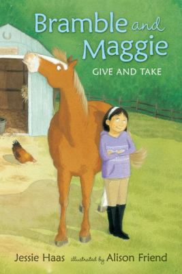 Cover image for Bramble and Maggie : give and take
