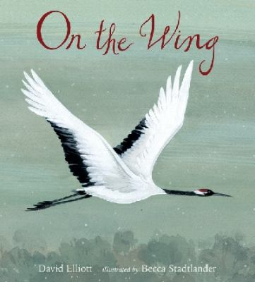 Cover image for On the wing