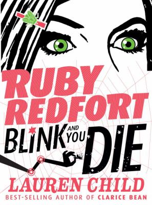 Cover image for Ruby Redfort blink and you die