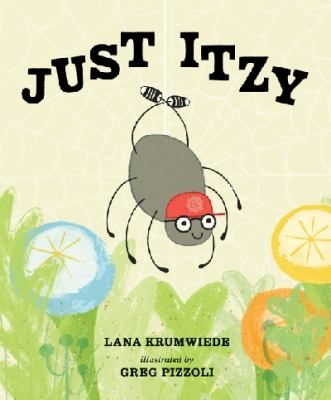 Cover image for Just Itzy