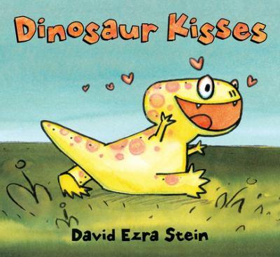 Cover image for Dinosaur kisses