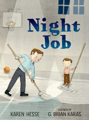 Cover image for Night job