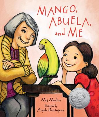 Cover image for Mango, Abuela, and me