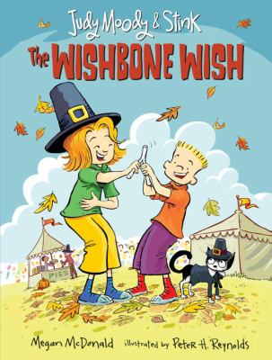 Cover image for The wishbone wish