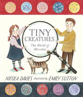 Cover image for Tiny creatures : the world of microbes