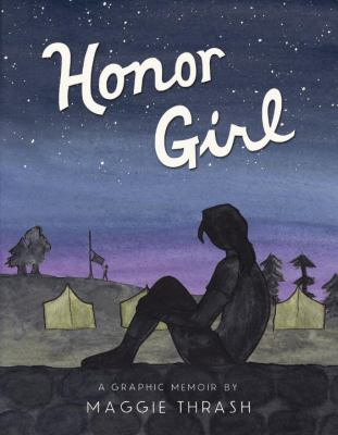Cover image for Honor girl : a graphic memoir