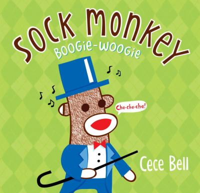 Cover image for Sock monkey boogie-woogie