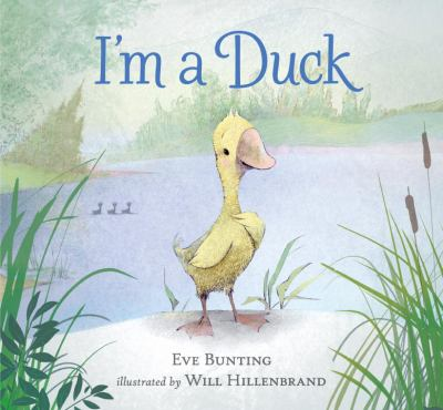 Cover image for I'm a duck