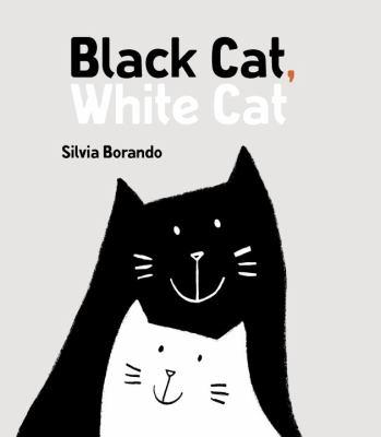 Cover image for Black cat, white cat