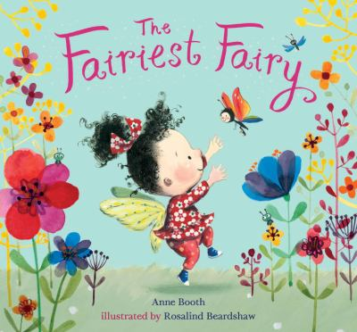 Cover image for The fairiest fairy