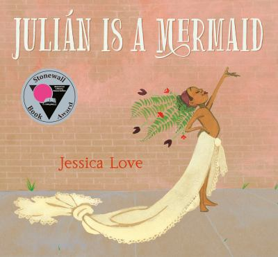Cover image for Julián is a mermaid