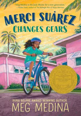 Cover image for Merci Suárez changes gears