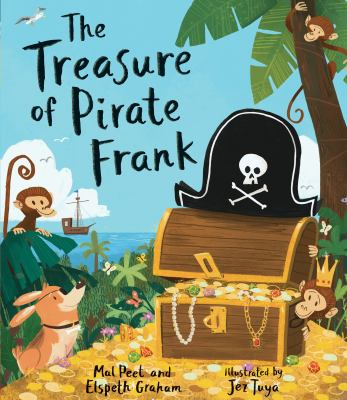 Cover image for The treasure of Pirate Frank