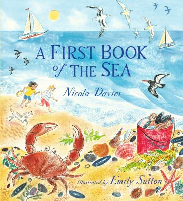 Cover image for A first book of the sea