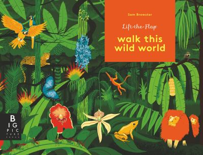 Cover image for Walk this wild world