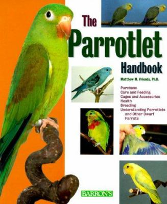 Cover image for The parrotlet handbook