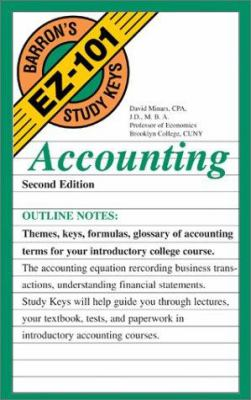 Cover image for Accounting