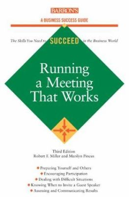 Cover image for Running a meeting that works