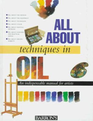 Cover image for All about techniques in oil