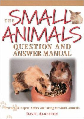 Cover image for The small animals question and answer manual