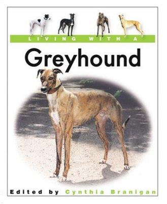 Cover image for Living with a greyhound