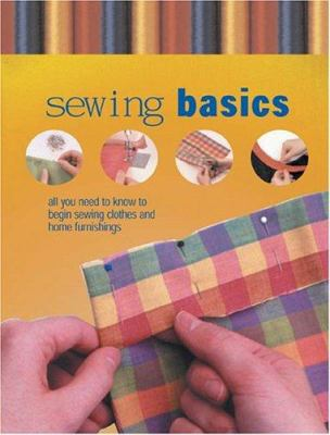 Cover image for Sewing basics
