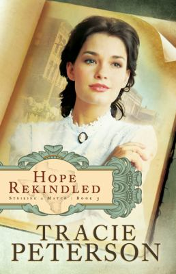 Cover image for Hope rekindled
