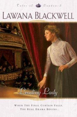 Cover image for Leading lady