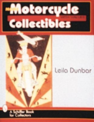 Cover image for More motorcycle collectibles