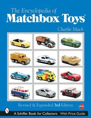Cover image for Encyclopedia of matchbox toys