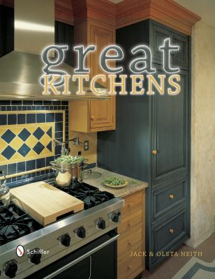 Cover image for Great kitchens