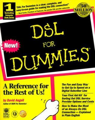 Cover image for DSL for dummies