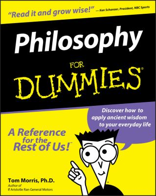 Cover image for Philosophy for dummies