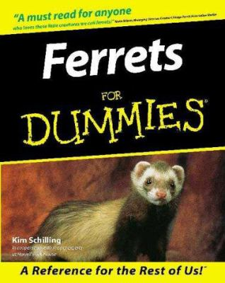Cover image for Ferrets for dummies