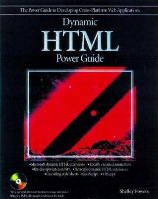 Cover image for Dynamic HTML
