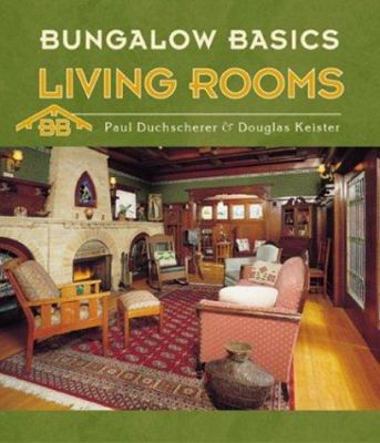 Cover image for Bungalow basics. Living rooms
