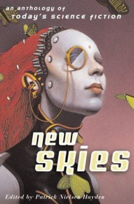 Cover image for New skies : an anthology of today's science fiction
