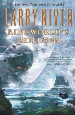 Cover image for Ringworld's children