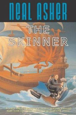 Cover image for The skinner