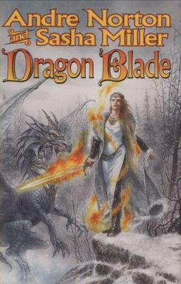 Cover image for Dragon Blade : the book of the Rowan