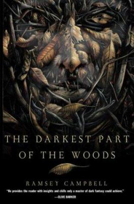 Cover image for The darkest part of the woods